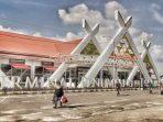 Terminal Penumpang Pelindo I Cabang Dumai. Foto : Dok