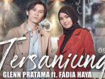 Glenn Pratama di poster OST The Tersanjung Movie. (Dok. Istimewa)