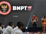 Suasana acara peluncuran BNPT TV Channel. (Dok. Istimewa)