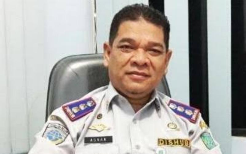 Kepala Dinas Perhubungan Kota Dumai, Asnar
