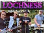 Para personal grup band LOCHNESS di album ke lima. (Dok. Istimewa)
