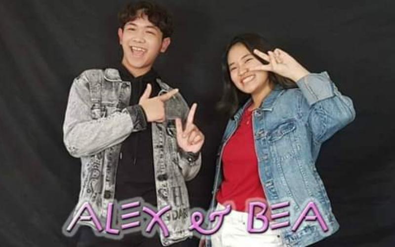 Alex dan Bea, duo penyanyi muda Indonesia. (Dok. Istimewa)