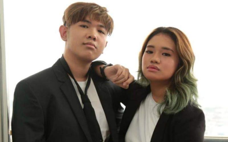 Alex dan Bea, dua Penyanyi Indonesia. (Dok. Istimewa)