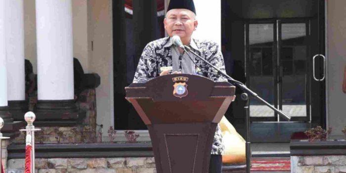 Sekretaris Daerah Kota Dumai Muhammad Herdi Saliaso