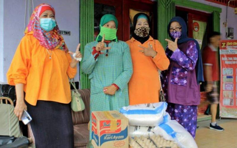 HWK Sumbar jelang kunjungan sosial ke rumah keluarga Si Jong. (Dok. Istimewa)