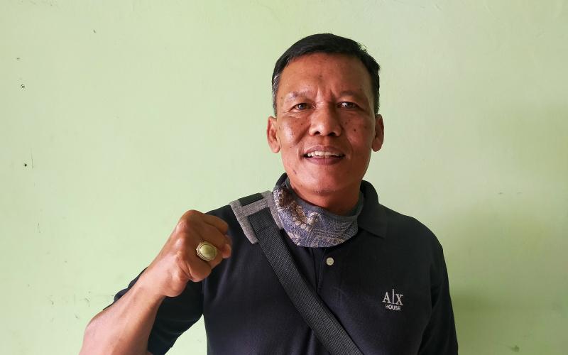 Tokoh Masyarakat Putera Jawa Kelahiran Sumatera (Pujakesuma) Kota Dumai Zainal Abidin