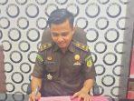 Kepala Seksi Pidana Khusus Kejaksaan Negeri Dumai, Ekky Rizki Asril