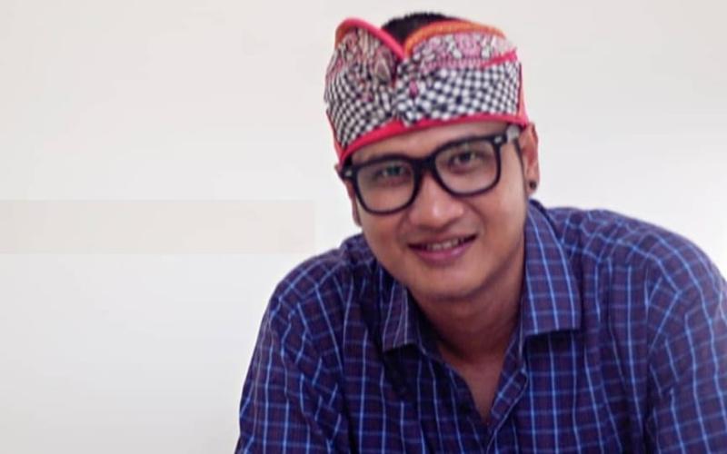 Bagus Aryanto, Musisi Indonesia. (Dok. Istimewa)
