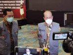 Komjen Boy Rafli dan Irjen Pol. Drs Armed Wijaya, M.H. saat konferensi pers. (Dok. Istimewa)