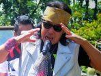 Andre Gustian, Vokalis grup band Lochness. (Dok. Istimewa)