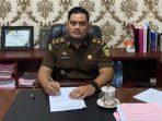 Kepala Seksi Pidana Umum Kejaksaan Negeri Dumai, Agung Irawan