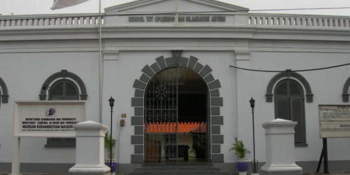Museum Kebangkitan Nasional. Foto : Internet