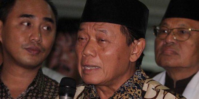Harmoko. ©2012 Merdeka.com