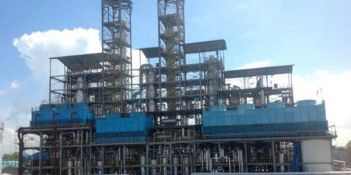 Oleochemical Plant Wilmar Unit Dumai - Pelintung. (Foto : Istimewa)